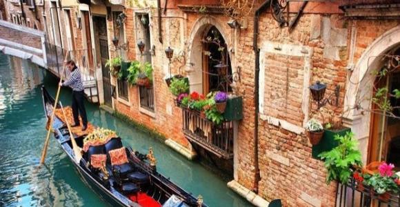 8 Lugares mais românticos do mundo